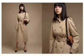 她誰?號稱「神之胸」的女星 擔綱BURBERRY品牌日本大使