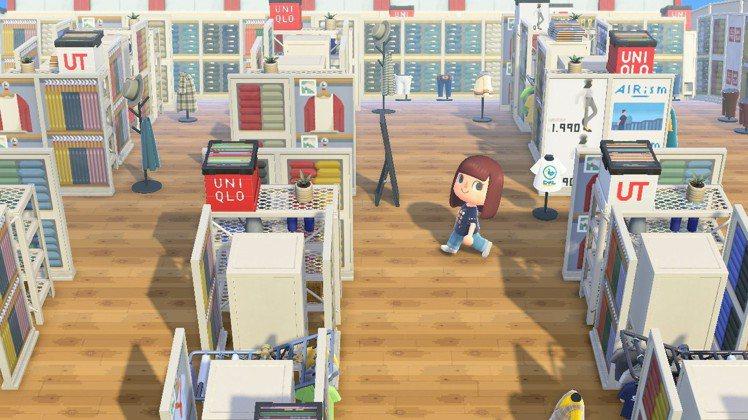 任天堂首度在「集合啦!動物森友會」遊戲中打造UNIQLO島,讓玩家能逛UNIQL...