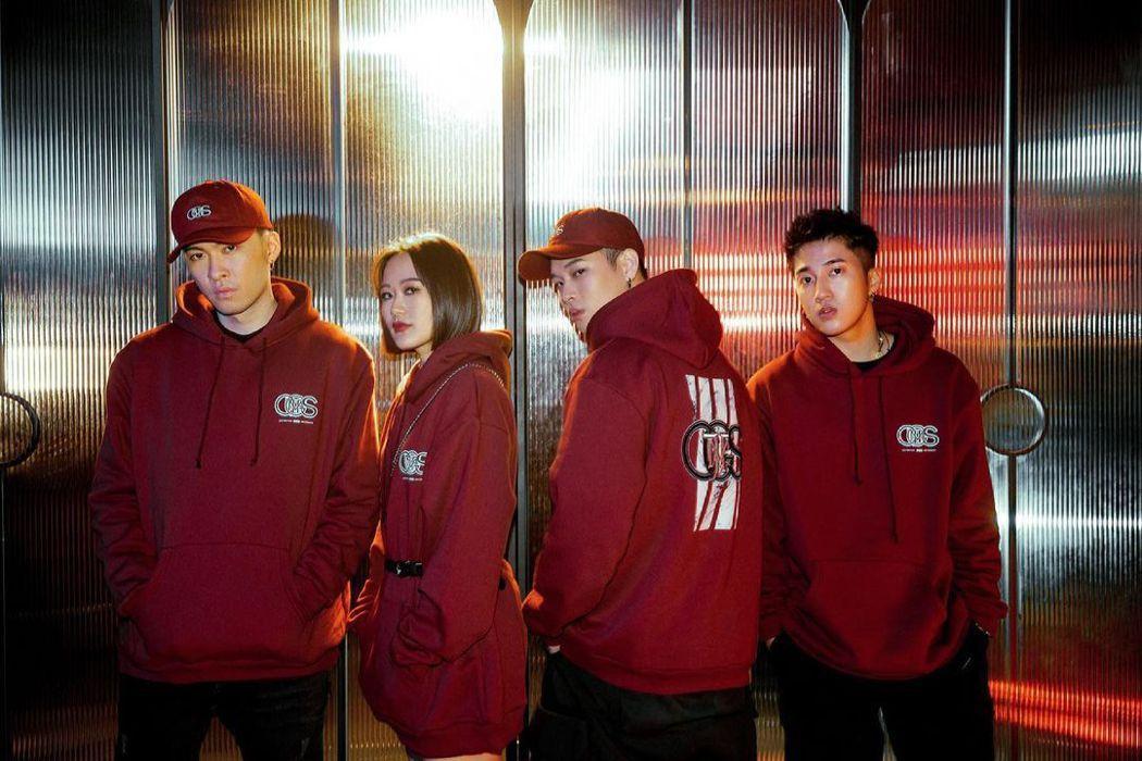 CHING G SQUAD的讚聲演唱會延至8月25日。圖/摘自IG