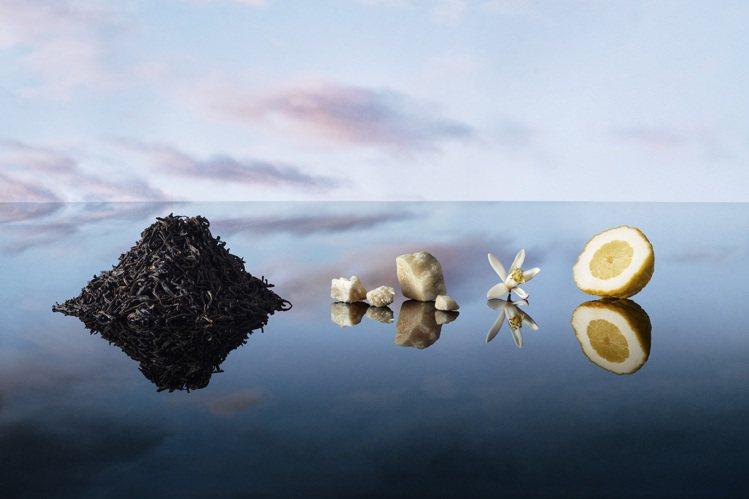 路易威登全新男香Imagination以琥珀、紅茶為主調,輔以柑橘調性的香氣。圖...