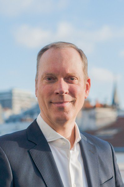 安聯環球投資全球永續暨影響力投資總監麥特.克里斯汀森(Matt Christen...
