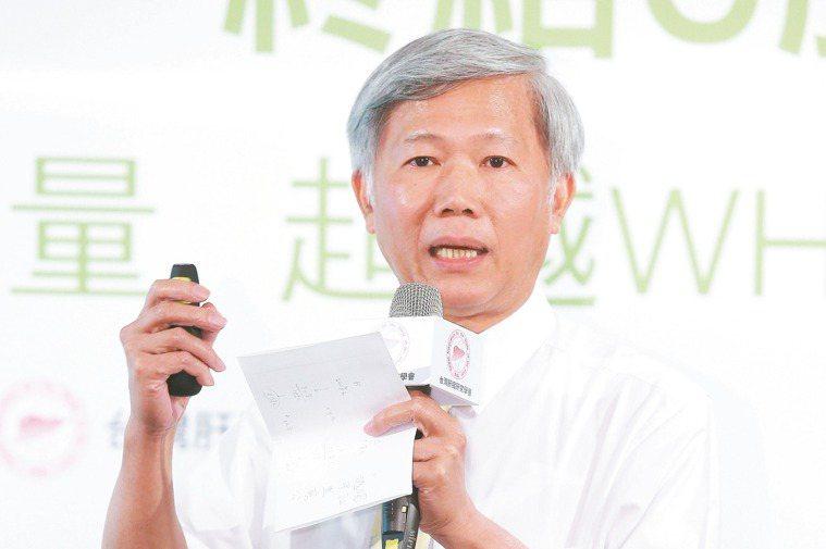 中研院院士陳培哲。圖/聯合報系資料照片
