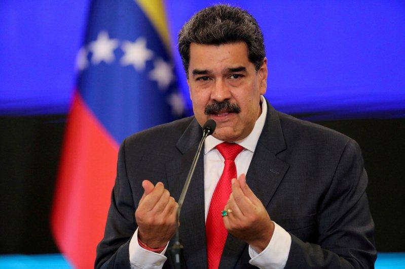 委國總統馬杜洛聲稱,口服藥物Carvativir可治療新冠病毒,違反臉書不能散布相關假訊息政策,帳號遭停權一個月。路透