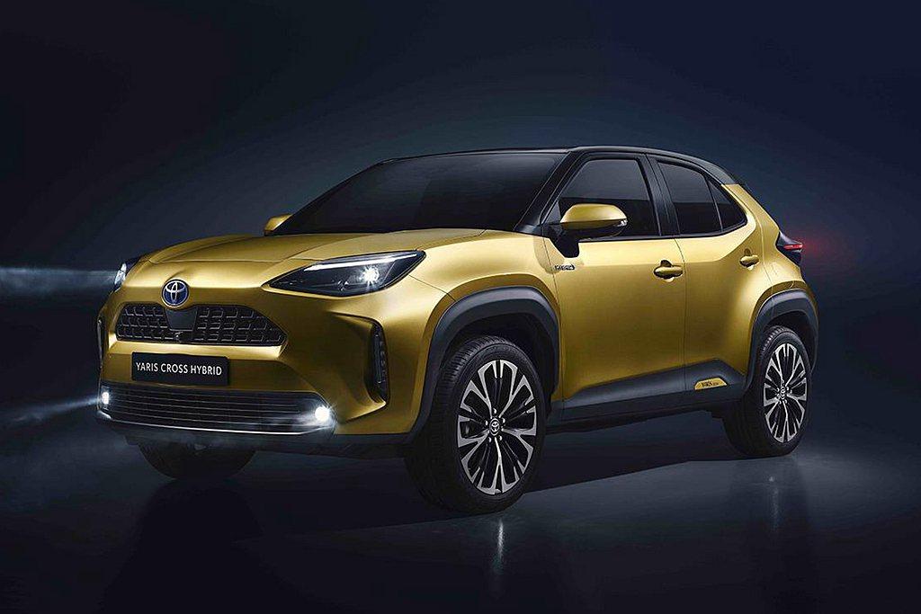 Toyota Yaris Cross因應產品定位增高、加重,但還是具備出色的30...