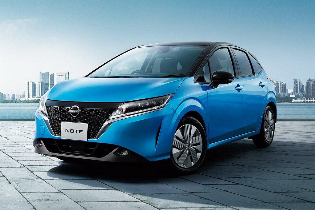 新世代Nissan NOTE平均油耗表現為29.5km/L。 圖/Nissan提...