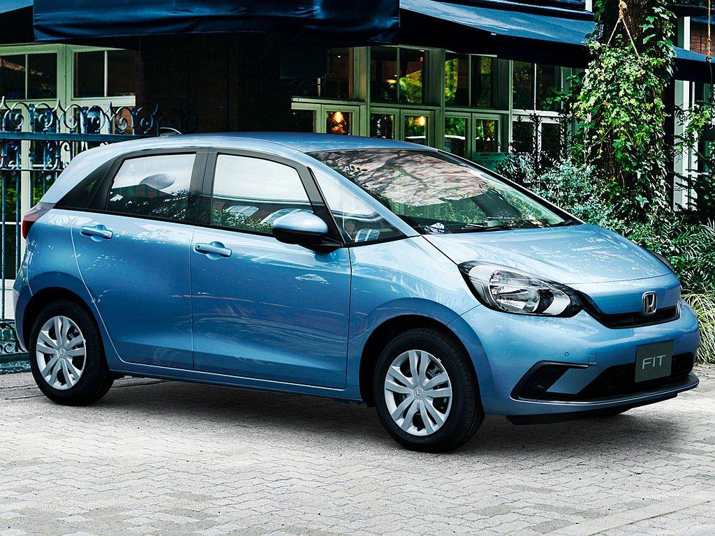 全新世代Honda Fit平均油耗為29.4km/L。 圖/Honda提供