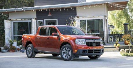 與KUGA相同底盤 最小尺寸都會皮卡Ford Maverick正式發表!