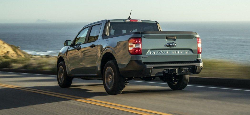 選配4k拖車套件,一舉提升增加至4,000磅(1,814公斤)。 摘自Ford