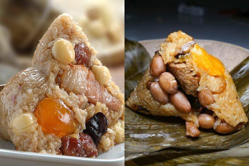 ▲圖片來源:一品肉粽 ▲圖片來源:雙漁堂