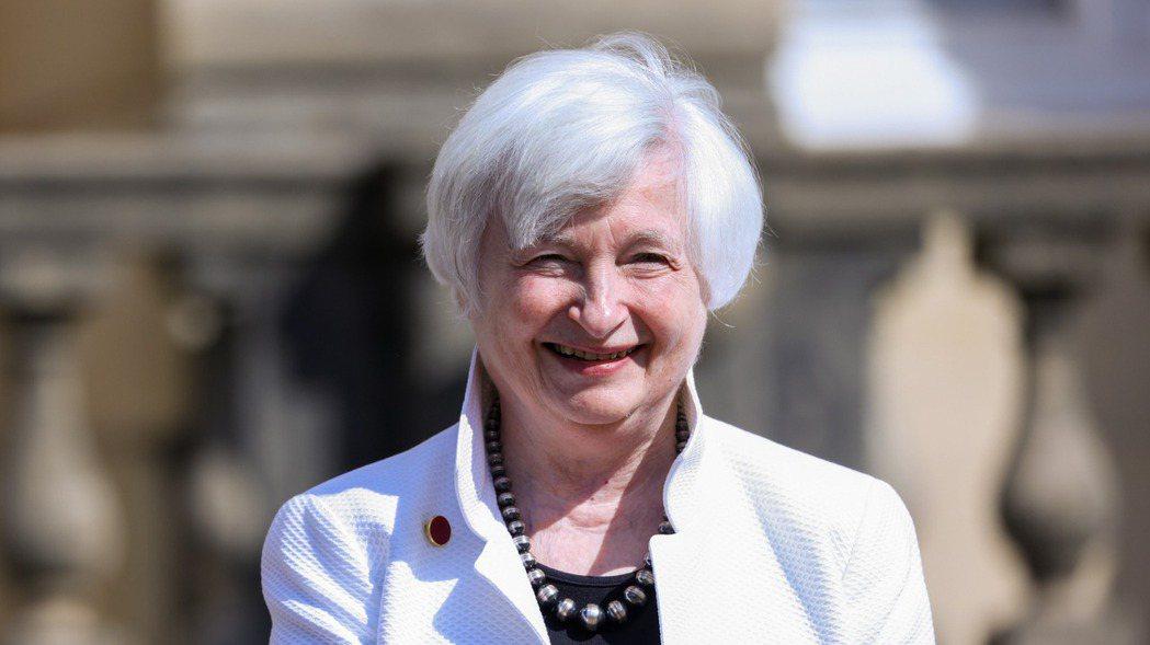 美國財政部長、聯準會前主席葉倫,或許是在幫現任主席鮑爾一個大忙。歐新社