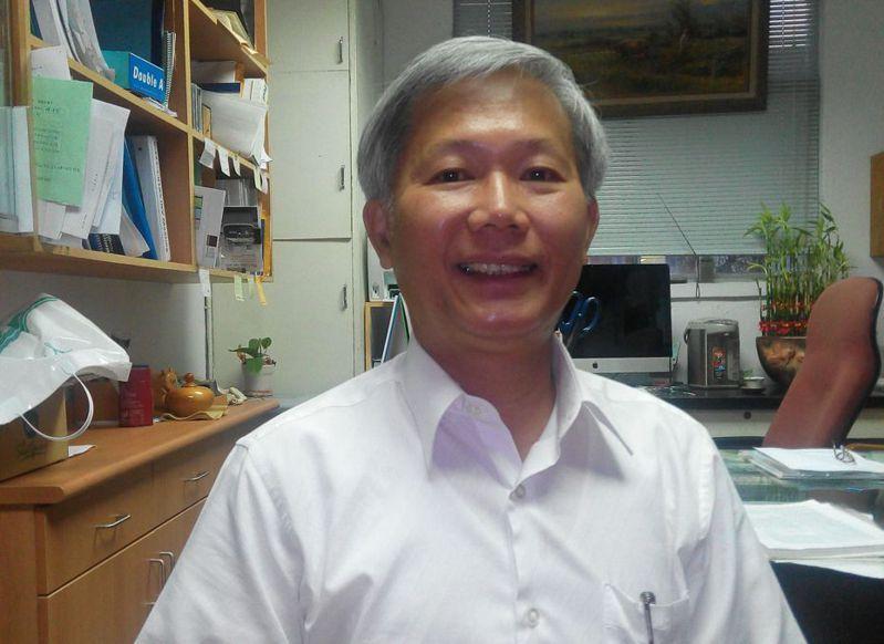 中央研究院院士陳培哲。圖/聯合報系資料照片