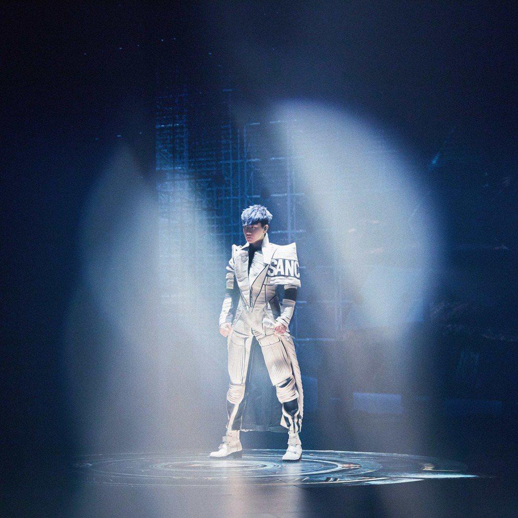 林俊傑如火如荼準備即將到來的首場「聖所FINALE」終點站演唱會。圖/JFJ P...