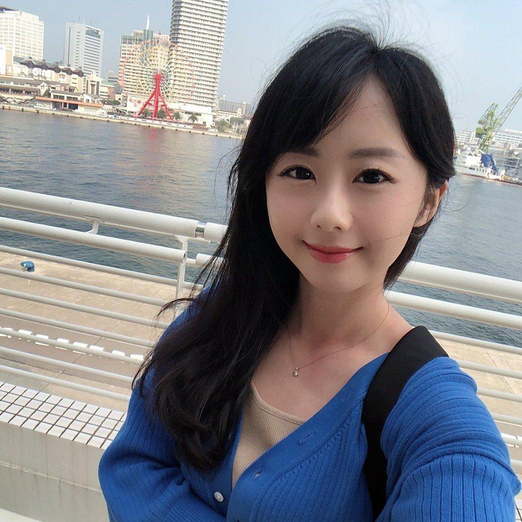 壹電視主播吳衣璇擺脫確診陰影。圖/摘自臉書
