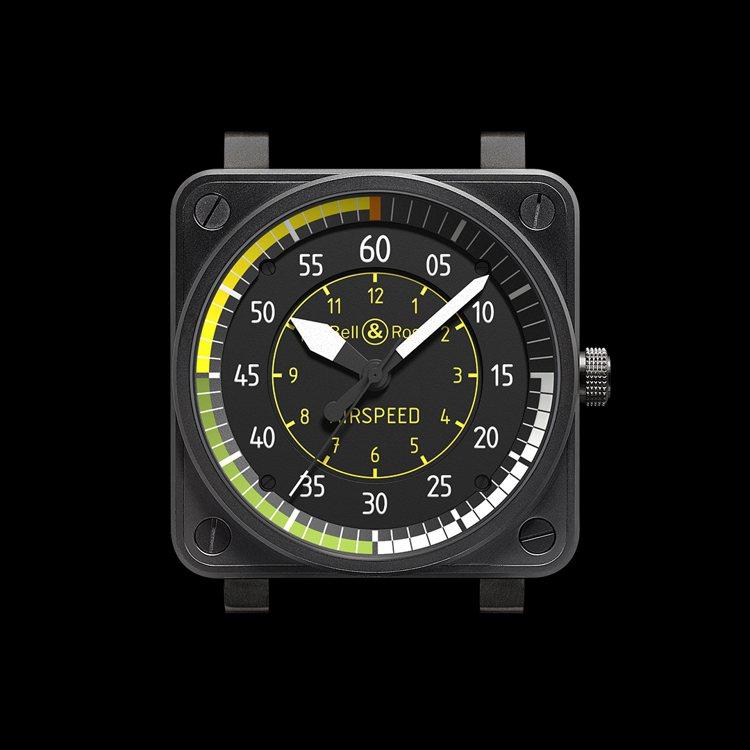 Bell & Ross BR 01-92 Airspeed腕表。圖 / ...
