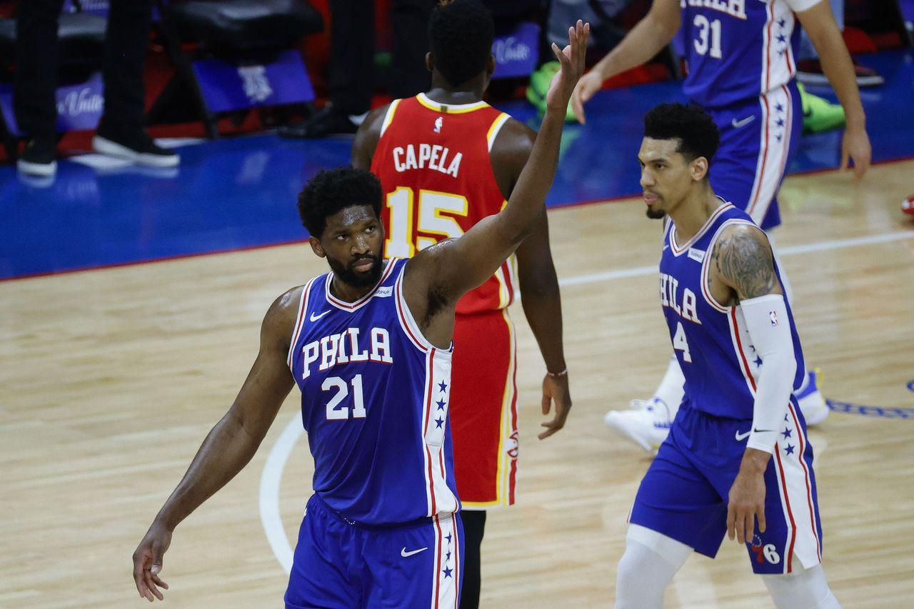 NBA/76人安比德無緣MVP 強調專注在季後賽上