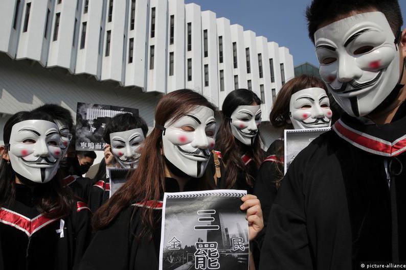 教授遭舉報違反國安法 香港還有學術自由嗎?