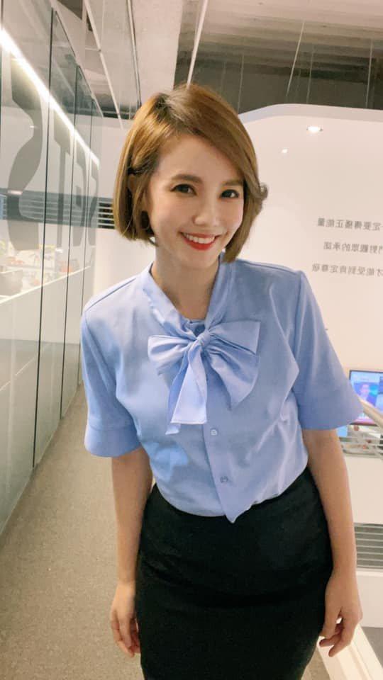 王偊菁盼記者列優先施打疫苗名單中。 圖/擷自王偊菁臉書
