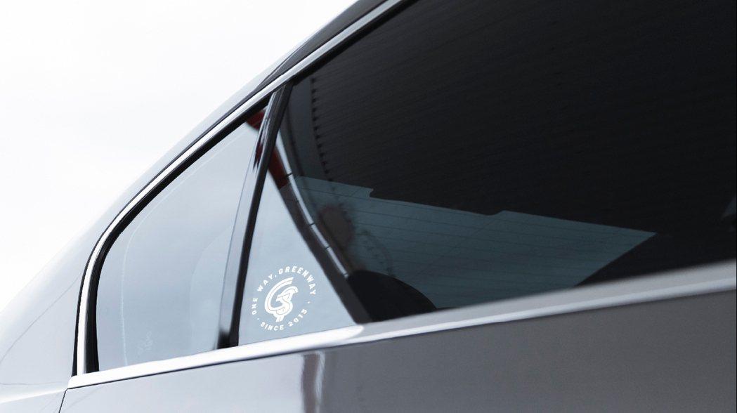 世界首創具防疫力的隔熱紙-格菱威GS禦守系列搶先全球,七月在台上市。 圖/格菱威...