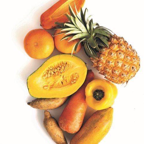 黃橙色蔬果大多含有維生素B、C及類胡蘿蔔素等營養素,被認為是強化免疫系統很重要的...