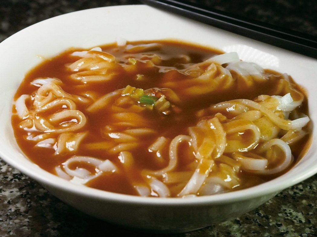 汕頭人會把沙茶醬用在乾粿條、乾撈上。圖/麥浩斯提供