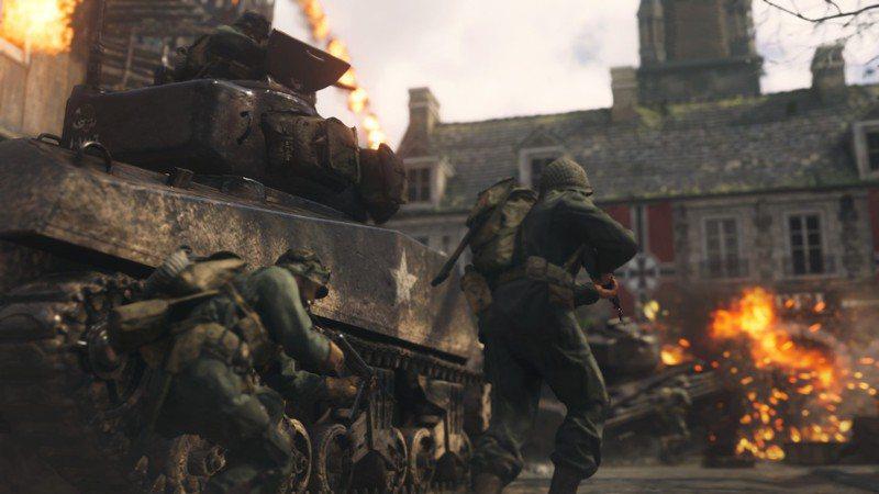 外媒揭新作《決勝時刻:先鋒》主打二戰太平洋戰區 預計11月發售