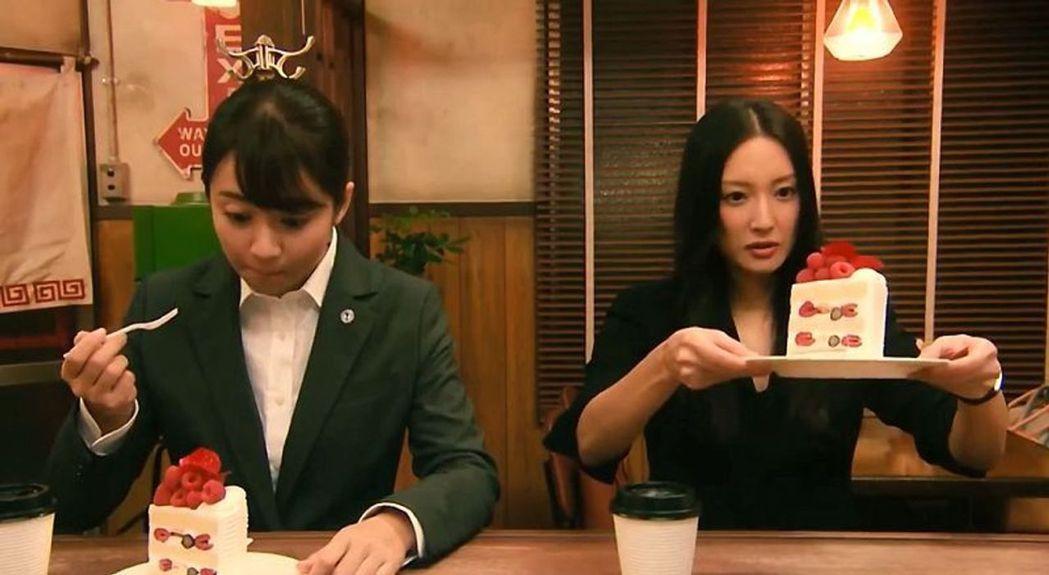 新大谷酒店極超草莓蛋糕一個切片就要3,000日圓。 圖/取自網路