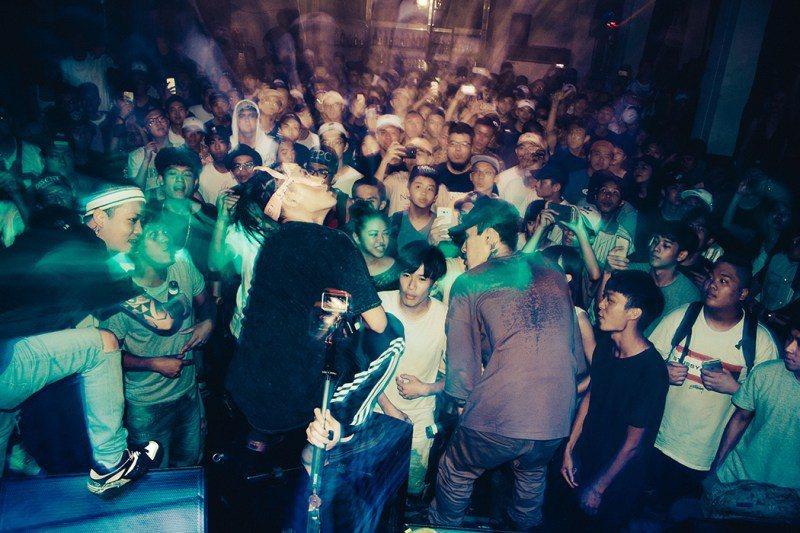 PIPE Live Music總是能凝聚小眾的力量,集結後擴散。 圖/Eva...