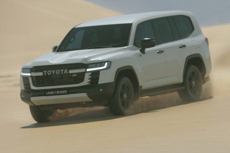 越野車型老大哥!全新Toyota Land Cruiser 300發表 且增加GR SPORT車型