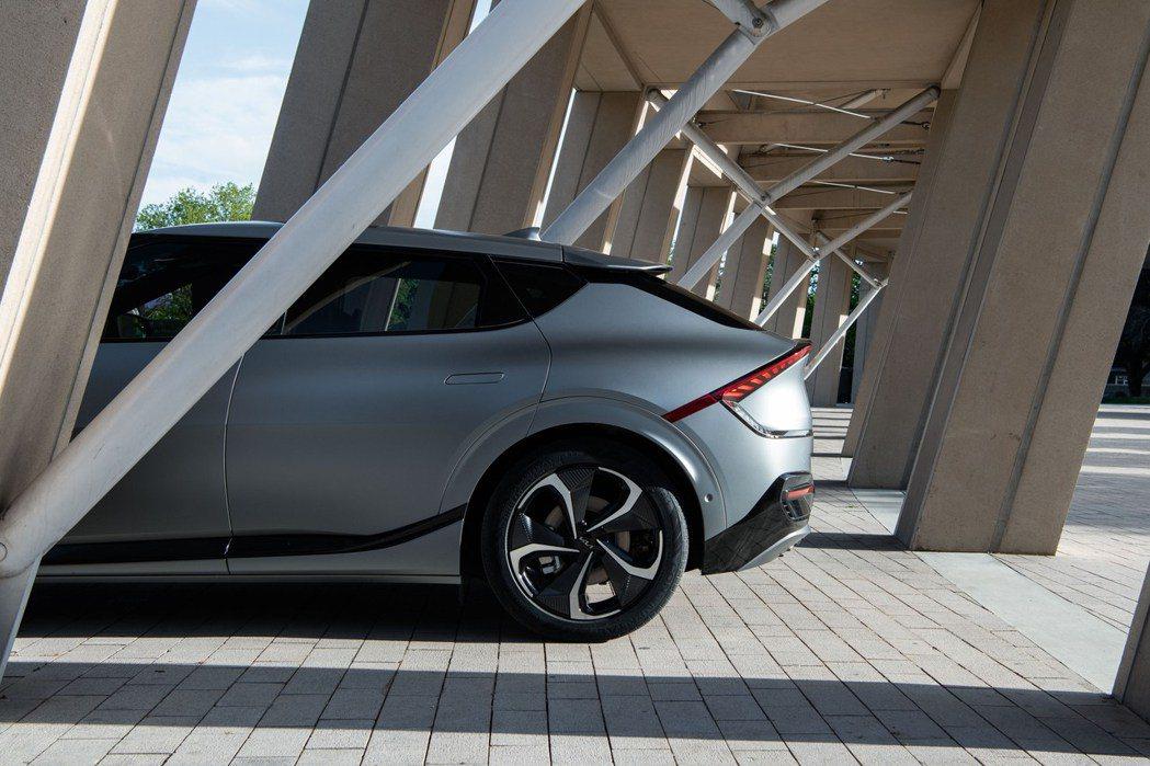 全新美規Kia EV6在五月中正式發表。 摘自Kia