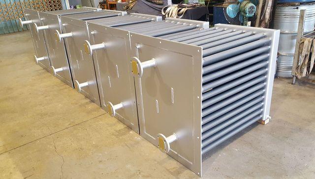 啟碩熱能工業公司推出高品質熱交換器(二)。 啟碩/提供