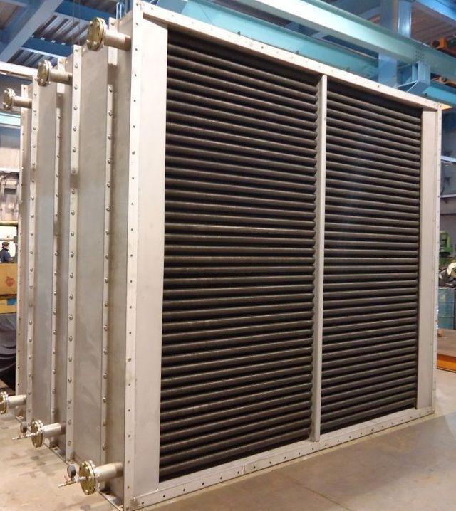 啟碩熱能工業公司推出高品質熱交換器(四)。 啟碩/提供