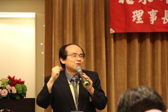 台灣長照醫學會副理事長潘仁修。 台灣長照醫學會/提供
