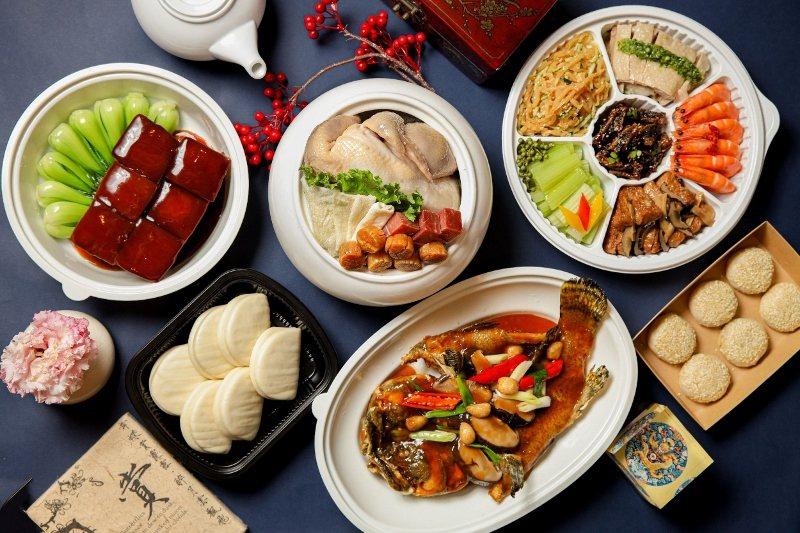 阿珠姐私房家宴。 台北晶華/提供