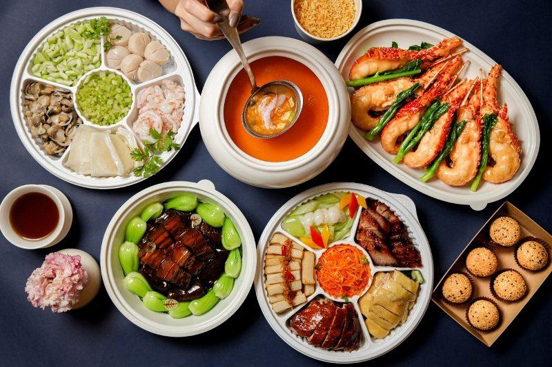 晶華軒星廚家宴。 台北晶華/提供