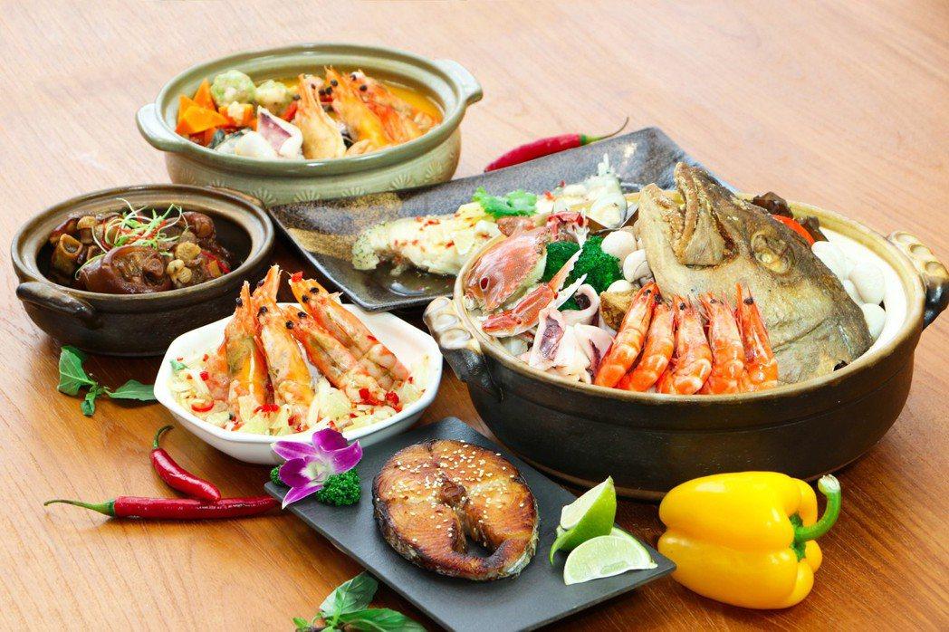 五星美饌,宅配到家-澎湖福朋喜來登酒店。 業者/提供。