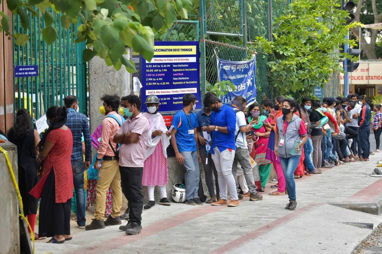 印度單日新冠肺炎死亡6148人 創全球新高紀錄