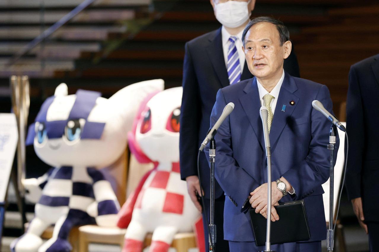 日相菅義偉赴G7峰會 將說明東奧是安全安心大會