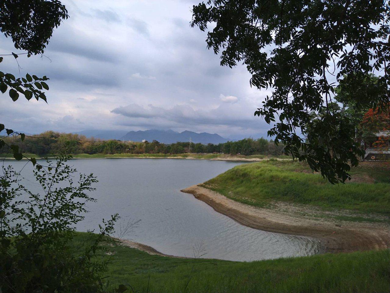 午後陣雨助攻 嘉義仁義潭與蘭潭水庫「一天進帳2個月用水」