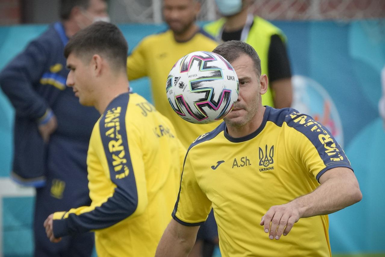 歐國盃/烏克蘭球衣激怒俄國 歐洲足球總會要求修改