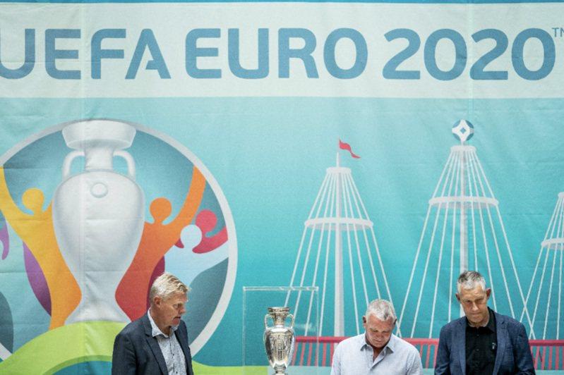 ,2020歐國盃(Euro 2020)足球賽將在11日揭幕。 歐新社