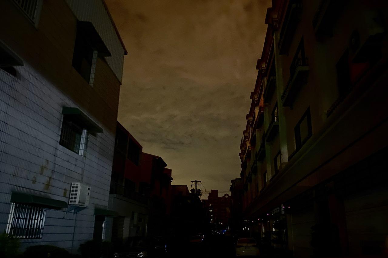台南多區大範圍停電!台電緊急派員釐清