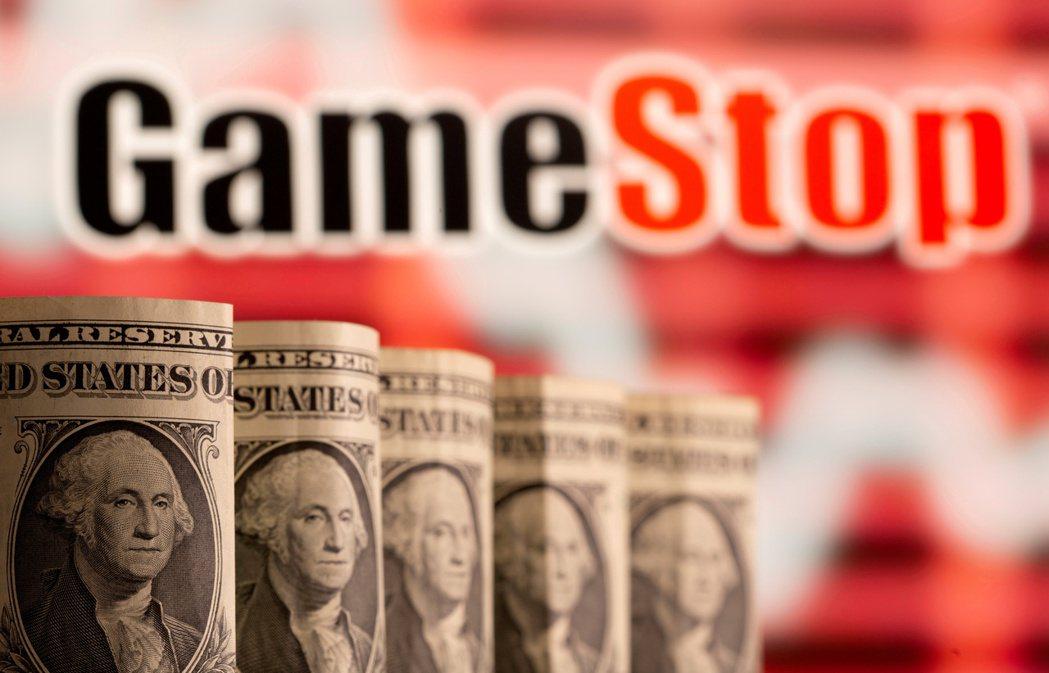 GameStop等網紅股的股價近來瘋狂震盪,讓美國證管會準備檢討交易法規。  路...
