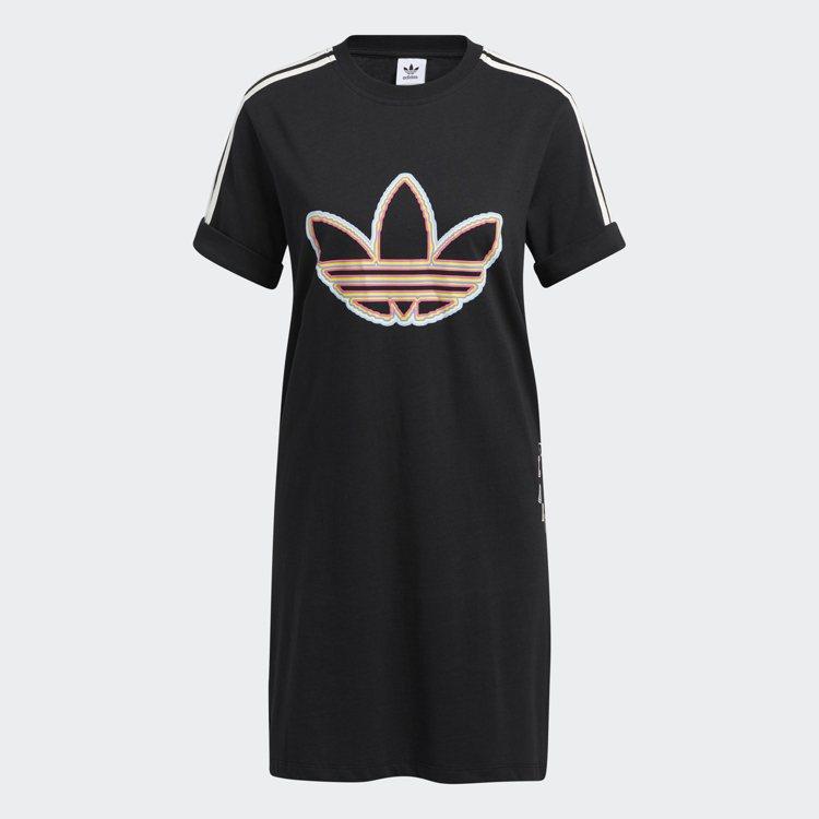 adidas Originals LOVE UNITES洋裝2,090元。圖/a...