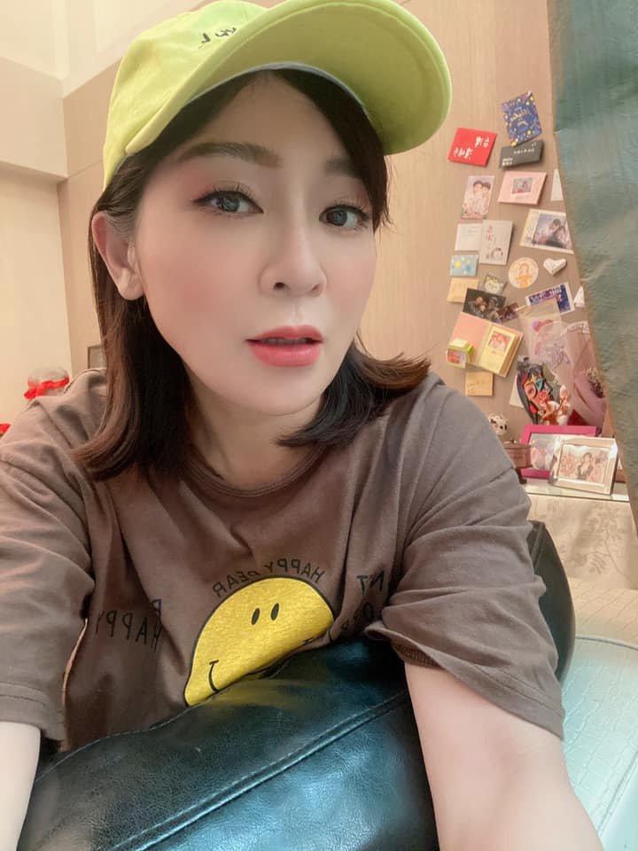 王彩樺已經自費打過一劑疫苗。圖/摘自臉書