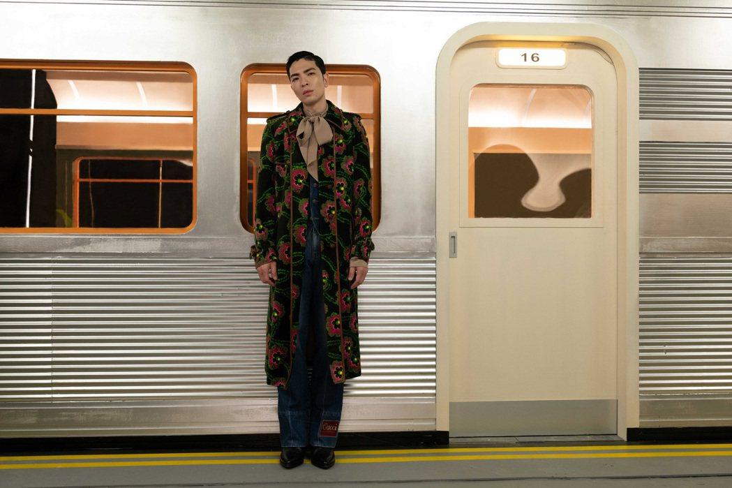 蕭敬騰在大陸連著錄製多檔真人秀。圖/華納音樂提供