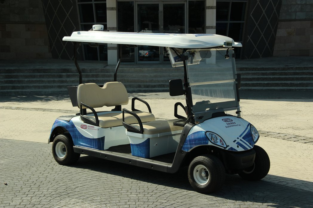 車輛中心自駕技術研發多年有成,可協助企業、學校等單位打造自駕載具,應用於防疫消毒...