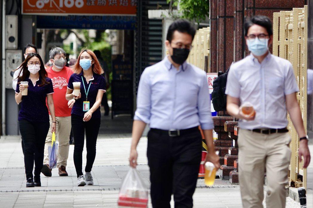 台灣受疫情所苦,民眾日子過得苦哈哈,圖為示意圖。圖/聯合報系資料照片