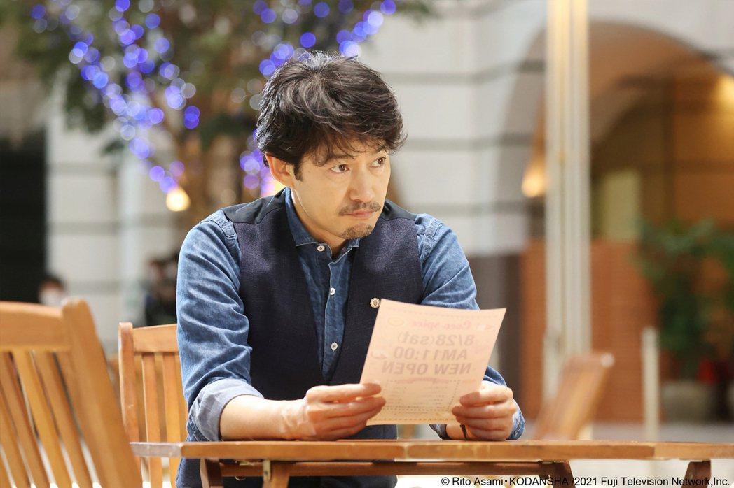 ORICON最新的「春季日劇滿意度排行榜」竹野內豐主演日劇「鴉色刑事組」名列第三