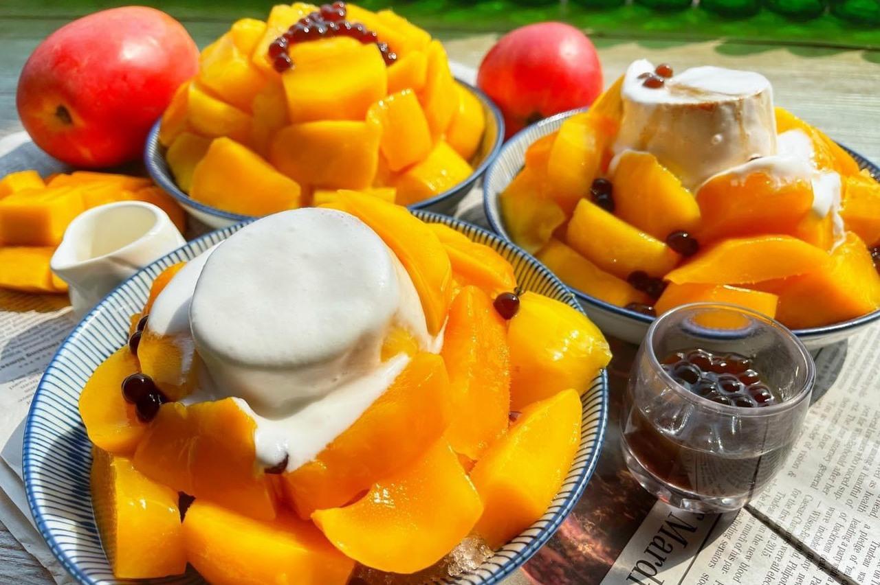 你退端午雙鐵票,換家人吃冰!台南「南泉」要送200碗芒果冰