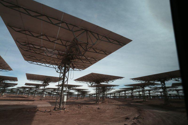 First Solar將在美國打造太陽能設備聚落。歐新社